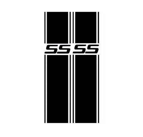 SS Truck Bedside Decal Stripe Kit set of 2