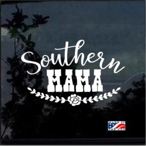 Southern Mama Decal Sticker