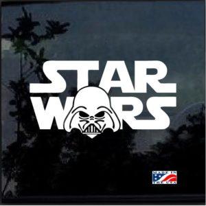 Star Wars Darth Vader Decal Sticker