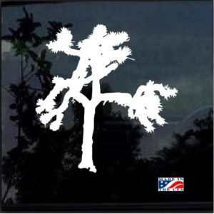 U2 The Joshua Tree Decal Sticker