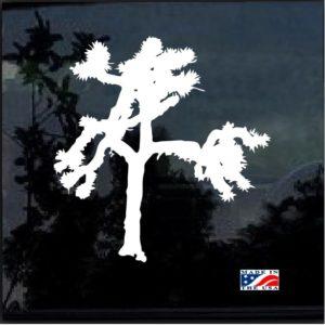 U2 The Joshua Tree Decal Sticker