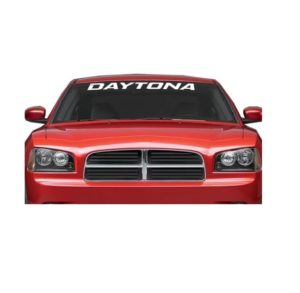 Dodge Daytona Windshield Decal Sticker
