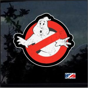 Ghost Busters Full Color Decal Sticker