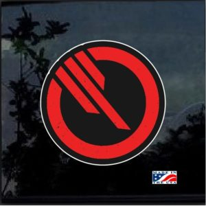 Inferno Squad Full Color Decal Sticker