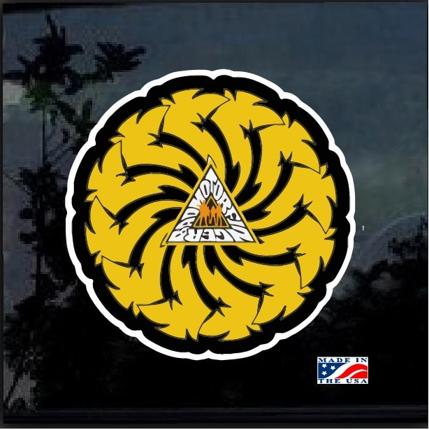 Sound Garden Music Band Full Color Decal Sticker
