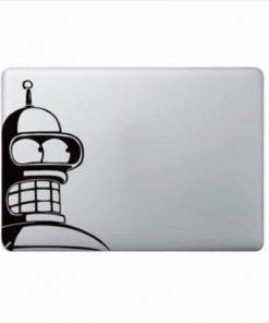 Bender Futurama – Decal Laptop Decals Stickers