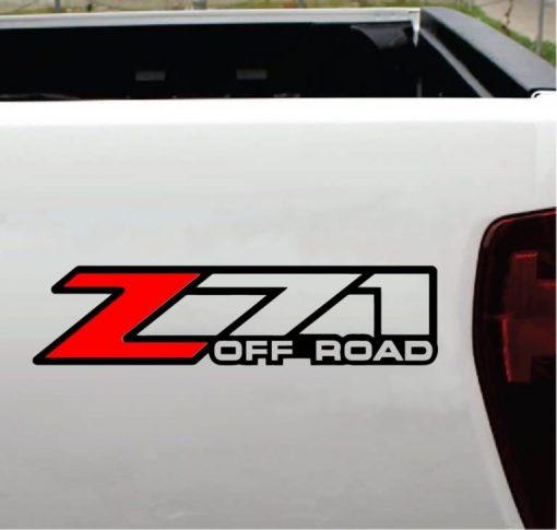 https://customstickershop.us/wp-content/uploads/2018/07/Chevy-Z-71-off-Road-3-color-bedside-decal.jpg