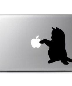 Laptop Stickers - Cat Feline a2 - Decal