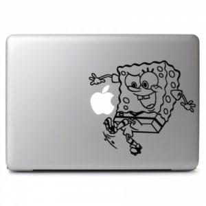 Laptop Stickers - Sponge Bob Square Pants - Decal