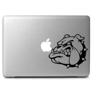 Laptop Stickers - USMC Bulldog - Decal