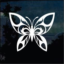 Butterfly Stickers - Butterfly 1 Decal