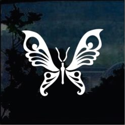 Butterfly Stickers - Butterfly 11 Decal