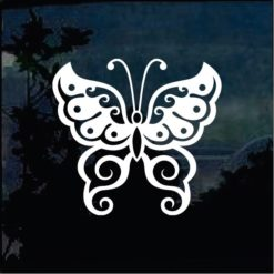 Butterfly Stickers - Butterfly 2 Decal