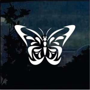 Butterfly Stickers - Butterfly 6 Decal