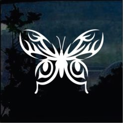 Butterfly Stickers - Butterfly 7 Decal