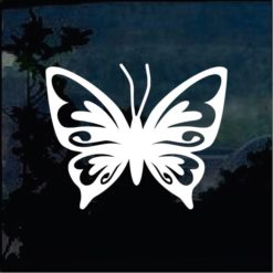 Butterfly Stickers - Butterfly 8 Decal