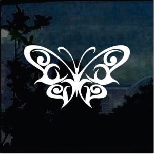 Butterfly Stickers - Butterfly 9 Decal