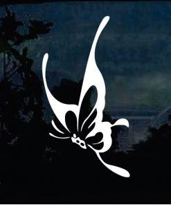 Car Decals - Butterfly a4 Car Sticker