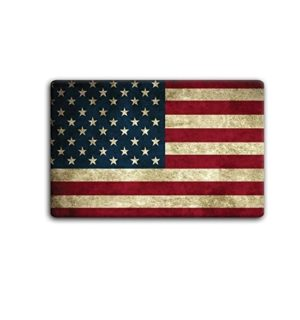 Hard hat stickers - American Flag
