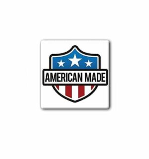Hard hat stickers - American Made