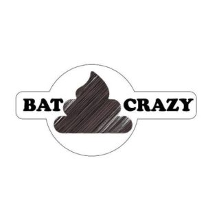 Hard hat stickers - Bar Sh_t Crazy