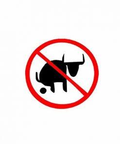 Hard hat stickers - No bull shit