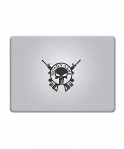 Laptop Stickers - Molon Labe Come Take Them - Decal