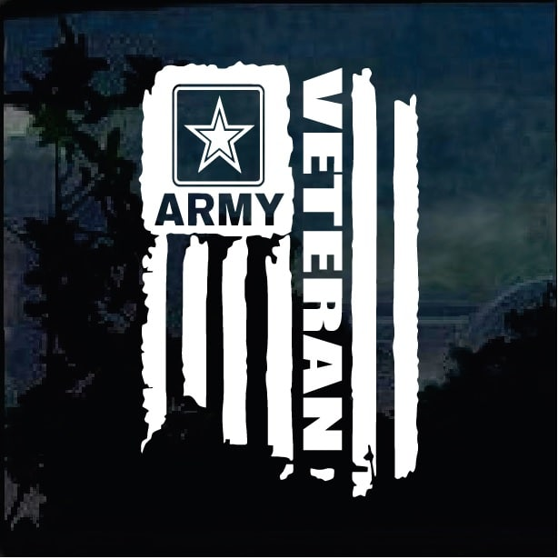 Window Decal Business Decal Military Discount Decal Store Sticker Veteran Discount Decal Military Discount Sticker Store Decal