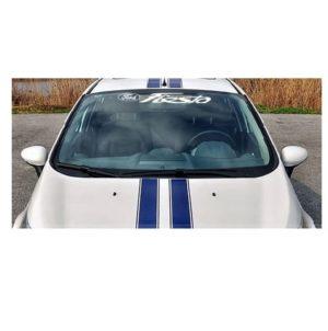 Windshield Banner - Ford Fiesta Decal Sticker