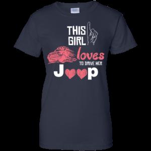 Jeep Tee Shirts