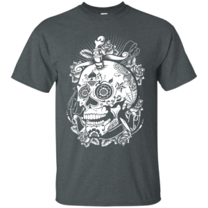 Skull and Gothic Tee Shirts