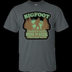 Big Foot Tee Shirts
