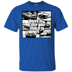 Car Tee Shirts