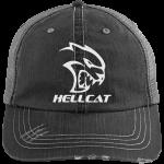 Dodge SRT Hellcat Distressed Cap Hat