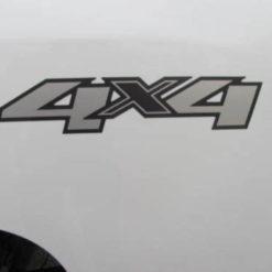 4x4 Decals - GMC Sierra Chevy Silverado Sticker