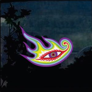 Cool Stickers - Tool lateralus Eye Full Color Decal