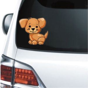 Dog Stickers - Cute Puppy Decal