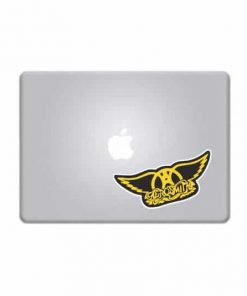 Laptop Stickers - Aerosmith Full Color Decal