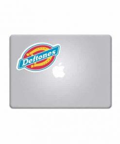 Laptop Stickers - Deftones Full Color Decal