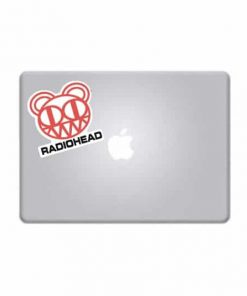 Laptop Stickers - Radiohead Full Color Decal
