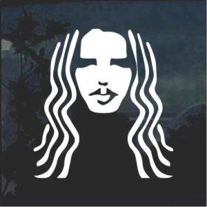 Chris Cornell Sound Garden Decal Sticker