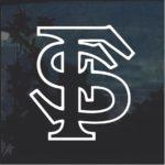 FSU Florida State Seminoles Decal Sticker