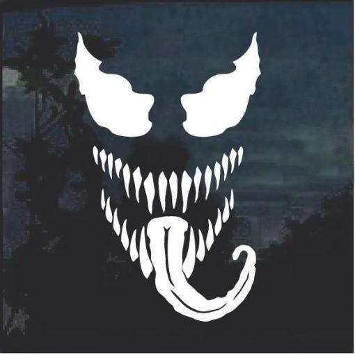 Venom Window Decal Sticker 2