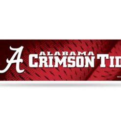 Alabama Crimson Tide Bumper Sticker Officially Licensed