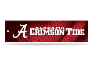 Alabama Crimson Tide Bumper Sticker Officially Licensed