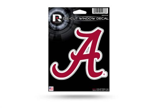 Alabama Crimson Tide Window Decal Sticker Officially Licensed