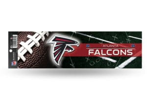 Atlanta Falcons Bumper Sticker Officially Licensed NFL