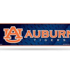 Auburn Tigers Bumper Sticker Officially Licensed