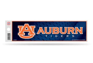 Auburn Tigers Bumper Sticker Officially Licensed