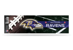 Baltimore Ravens Bumper Sticker Officially Licensed NFL